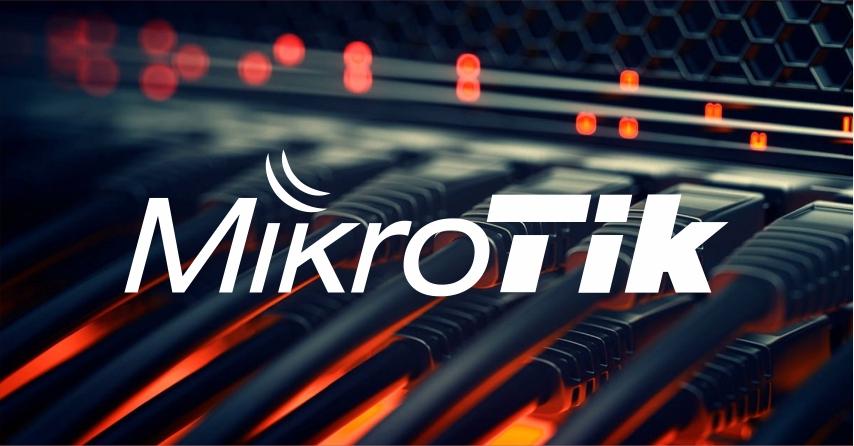 Поступление товара компании Mikrotik