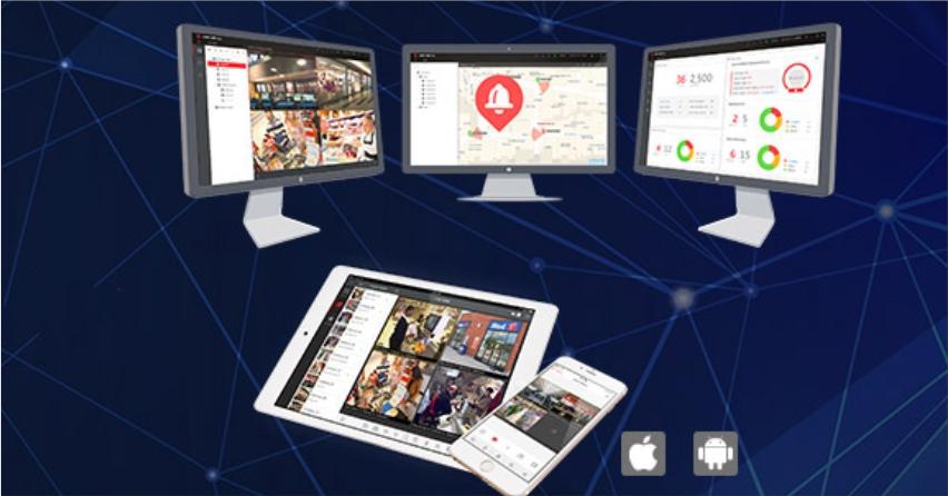HikCentral новейшая система видеонаблюдения (VMS) от компании Hikvision!