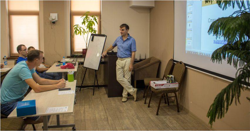 7 августа 2018г. Прошел семинар на тему: «Система безопасности. Астра».
