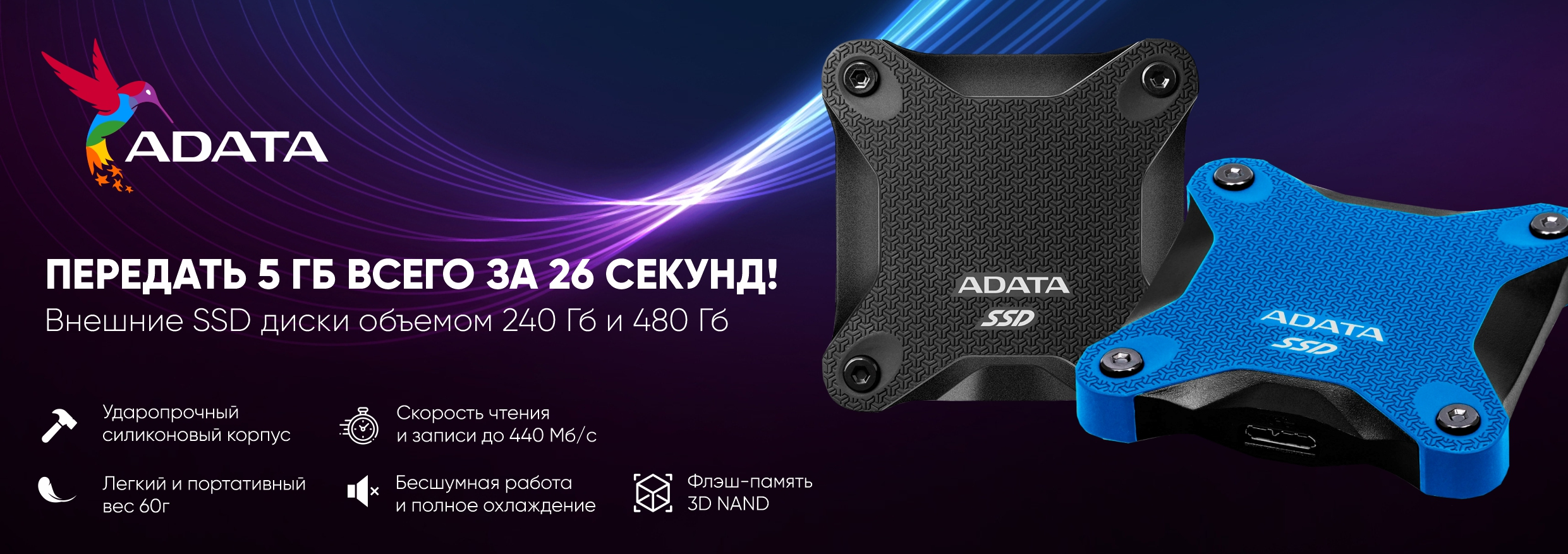 Если для вас важна оперативность – это как раз тот случай SD600Q!