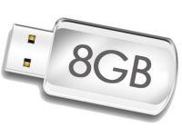 Флеш накопители 8GB