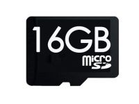 micro SD накопители 16GB